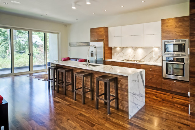 HRY Design contemporary-kitchen