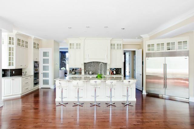 Hudson Residence contemporary-kitchen