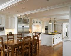 Huestis Tucker Architects, LLC traditional-kitchen