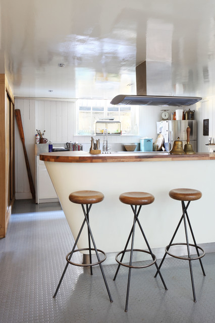 Eclectic Kitchen By Chris Dyson Architects