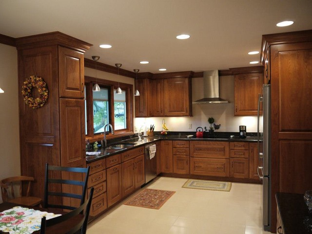 Hughes Job traditional kitchen