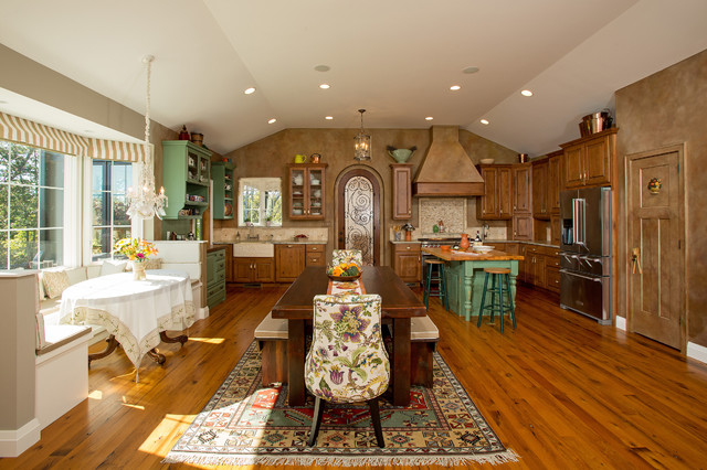 Hunt Country Homestead Traditional Kitchen Dc Metro