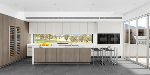 kitchen designs hunter valley what is the finish on the overhead cupboards 2 pac or 308