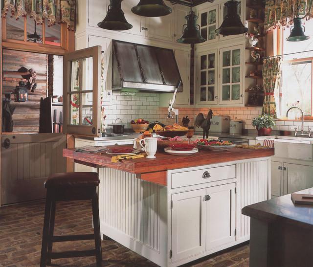 Hunting Lodge Rustic-kitchen