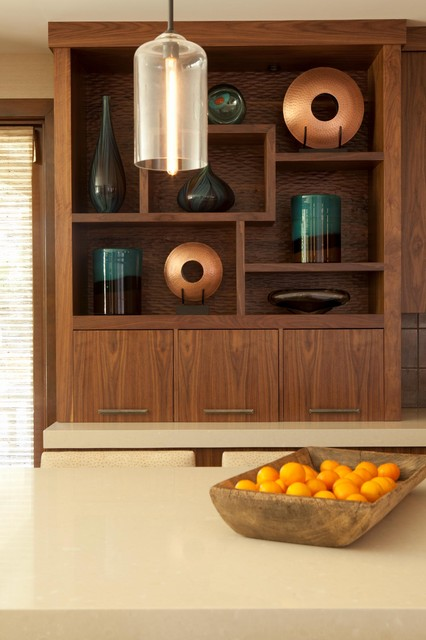 Huntington Beach contemporary kitchen