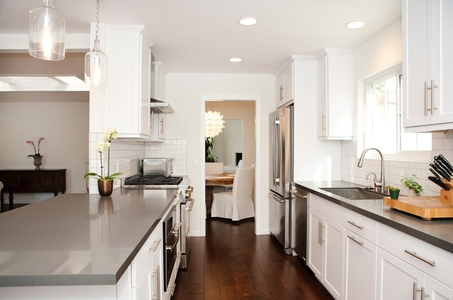 Spencer Residence eclectic-kitchen