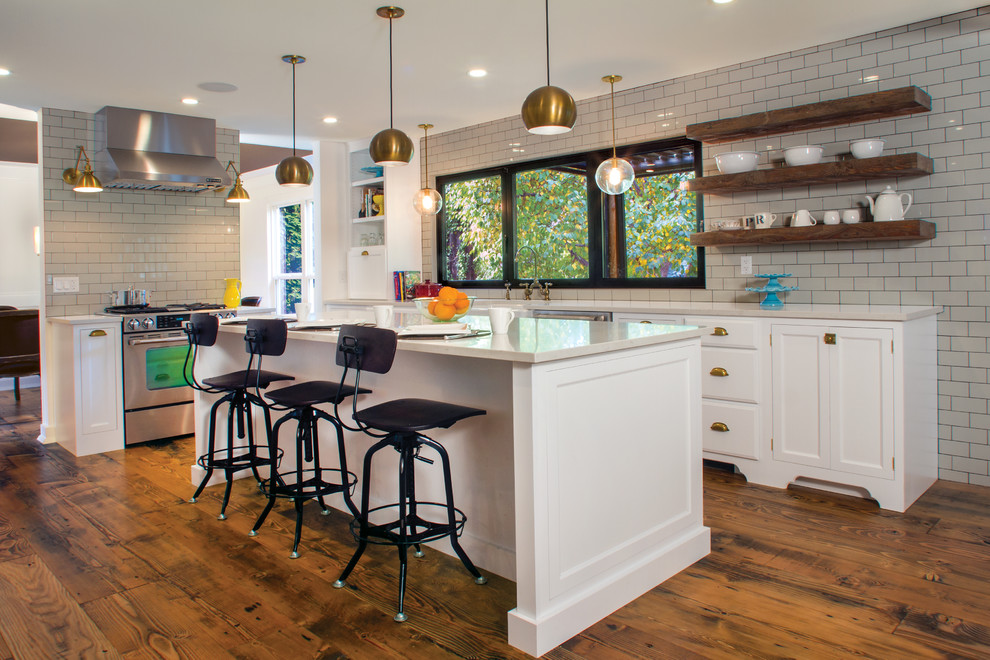 Huntwood Cabinets - Kitchen - Other - by BUILDING TECTONICS