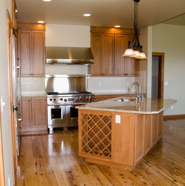 Hurd Custom Home traditional-kitchen