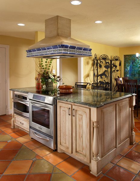 Hurst Texas kitchen remodel mediterranean kitchen