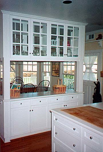 Hutches & Linens traditional-kitchen