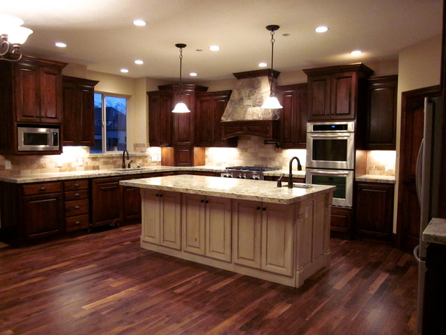 Hyde traditional-kitchen