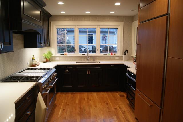 Hyde Park, Hardisty eclectic-kitchen