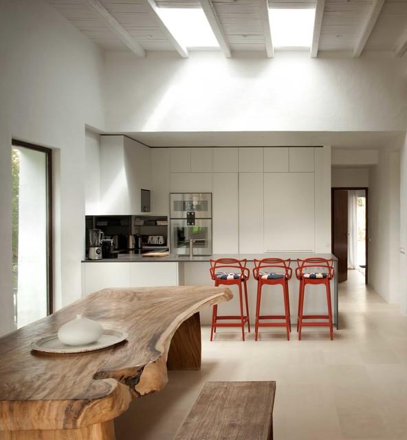 Ibiza House - Mediterráneo - Cocina - Londres - de TG-Studio