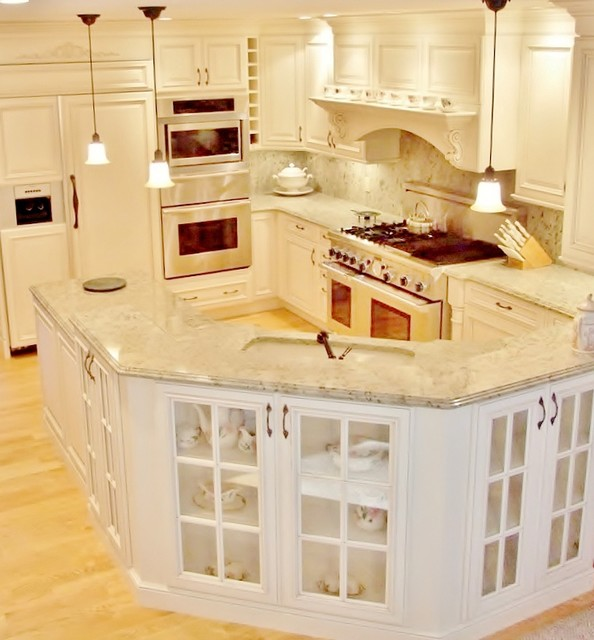 Ideal Kitchens American Traditional Kitchen
