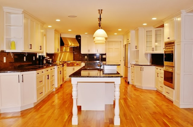 Ideal Kitchens Traditional Kitchen Boston By Ideal