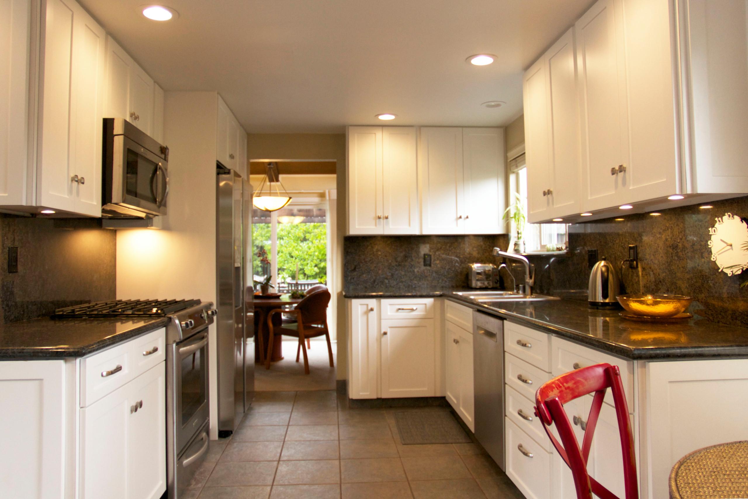 Ignacio Kitchen Reface and Bathroom Update