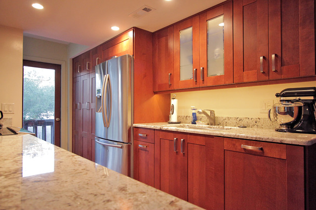 IKEA Cabinets Jacksonville Beach FL - Contemporary - Kitchen - jacksonville - by Pearsons Custom ...