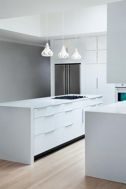 ikea high gloss white kitchen by modernash of nashville tn