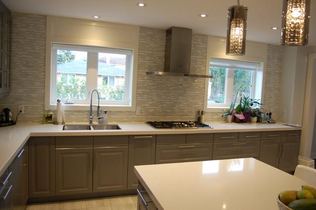 Ikea Kitchen Bodbyn Grey Traditional Kitchen Toronto By Bml