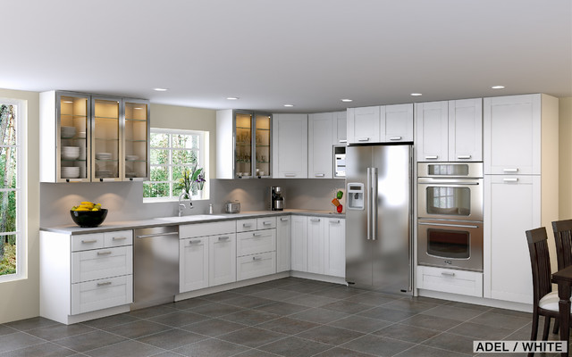 ikea kitchen design online previous projects - contemporary