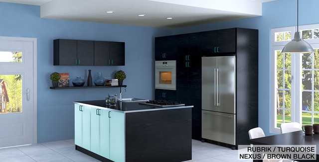 Ikea Kitchen Design Online Previous Projects - Contemporary - Kitchen ...
