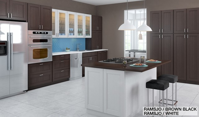 Ikea Kitchen Design Online Previous Projects - Contemporary ...