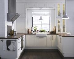 IKEA Kitchen modern-kitchen