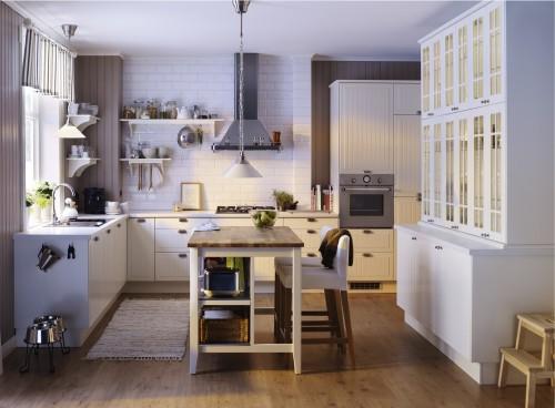 キッチン ikeaキッチン収納 : IKEA Kitchen Cabinets Traditional