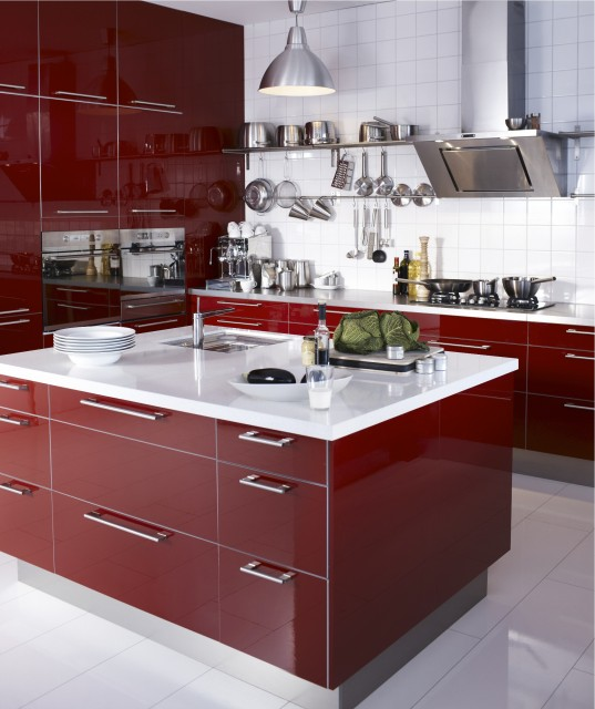 IKEA Kitchen  Contemporary  Kitchen  other metro  by IKEA