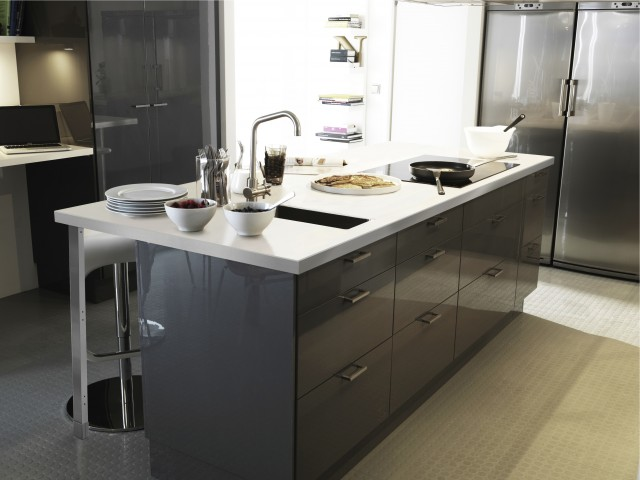 Ikea kitchen contemporary kitchen other metro by ikea - Mini cocina ikea ...