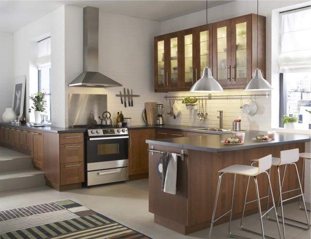 IKEA KitchenModern Kitchen