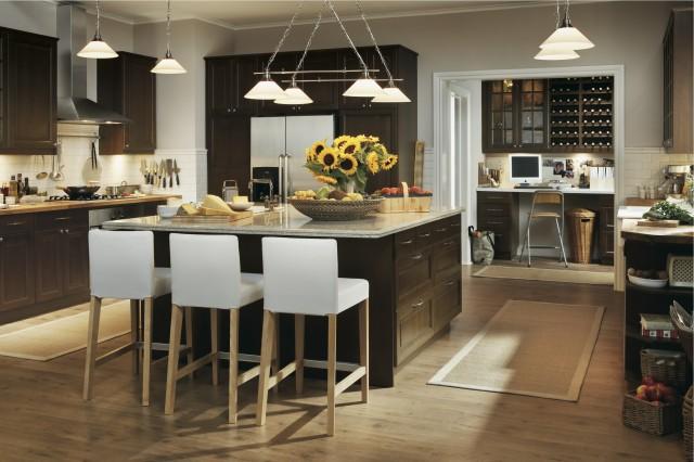 Great IKEA Kitchen Traditional Kitchen