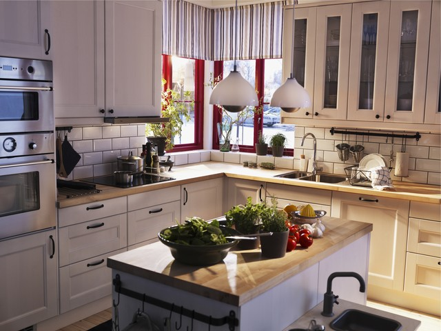 IKEA Kitchen - Traditional - Kitchen - other metro - by IKEA
