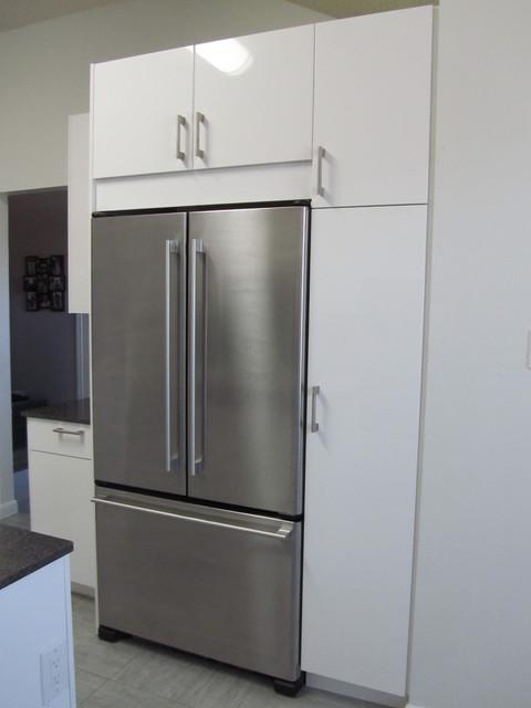 Ikea Kitchen remodel modern-kitchen