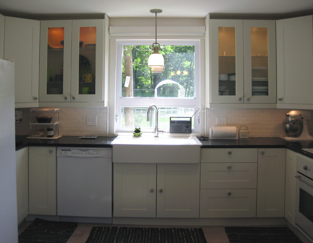 IKEA Kitchen Remodel - Transitional - Kitchen - milwaukee - by JM Studio