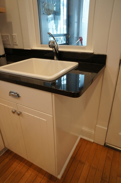 IKEA Kitchen Retrofit - Traditional - Kitchen ...