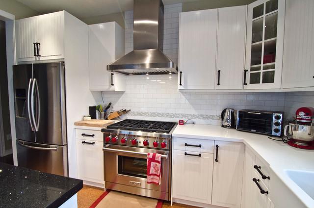 Ikea Kitchen Stat White Contemporary Kitchen Toronto