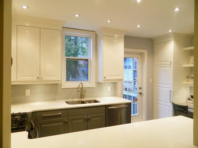 Ikea Kitchens Lidingo Gray And Lidingo White