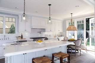 eat in kitchen lighting ideas iliff kitchen style kitchen los angeles by 8859