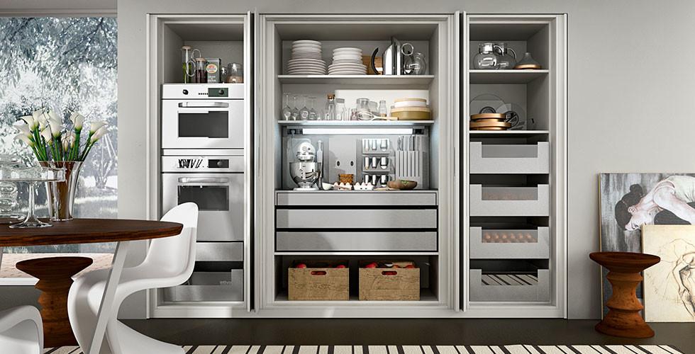 Imported Italian Kitchen - Contemporary - Kitchen - Los ...