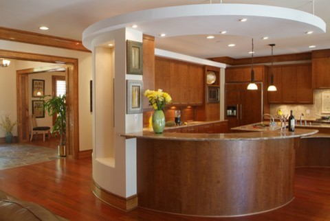 Impressive Kitchen contemporary-kitchen