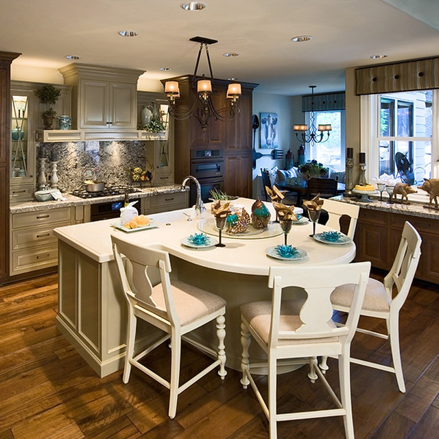 Kitchen Update With Brookhaven Island Desk: In The Kitchen With Paula