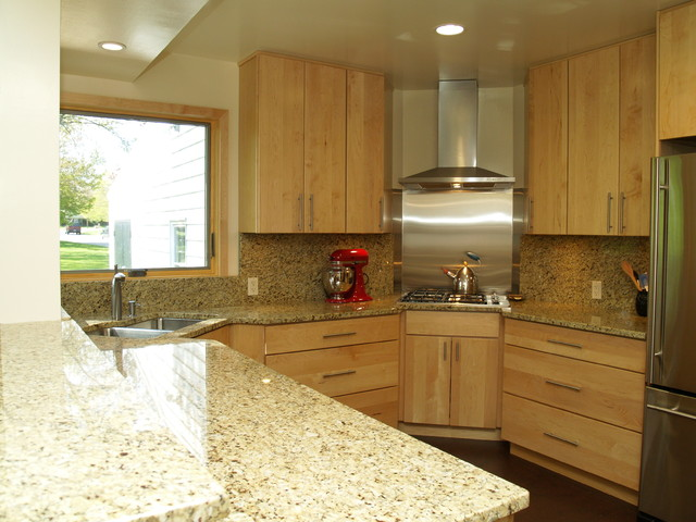 Independence contemporary-kitchen