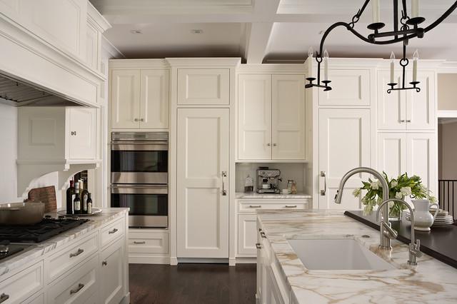Indian Hills Kitchen transitional-kitchen
