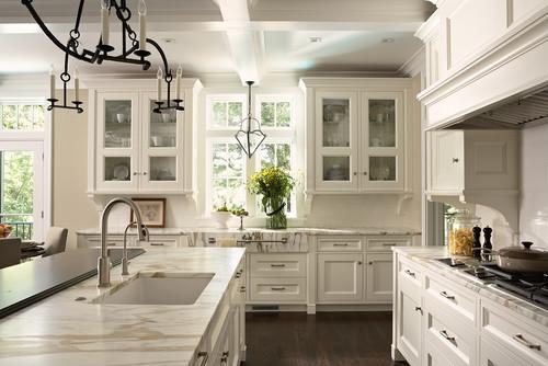 Rattlebridge farm creating a white kitchen - Most beautiful white kitchens ...