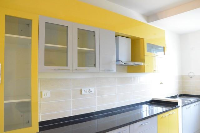 Indian Parallel Kitchen Design Indian Kitchen Bengaluru By
