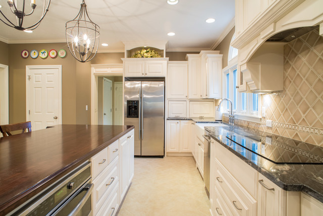 Indianapolis Area Kitchen Remodel American Traditional Kitchen Indianapolis By