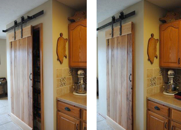 Industrial Barn Door Hardware And Barn Doors Traditional