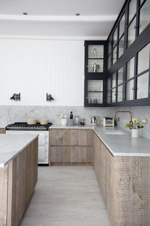 12 kitchen looks expected to be big in 2015 for Cuisine art deco tendance