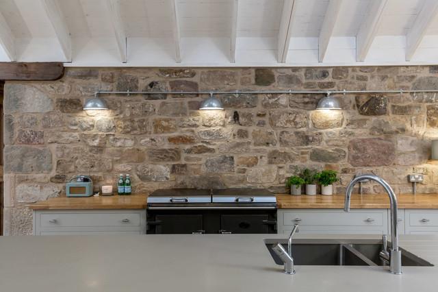 industrial chic kitchen industrial k che sonstige von christopher howard. Black Bedroom Furniture Sets. Home Design Ideas